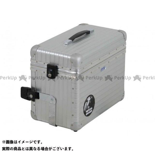 HEPCO&BECKER ツーリング用バッグ Alu Exclusiv/アルミエクスクルーシブ サイドケース 40 タイプ:右側 ヘプコアンドベッカー