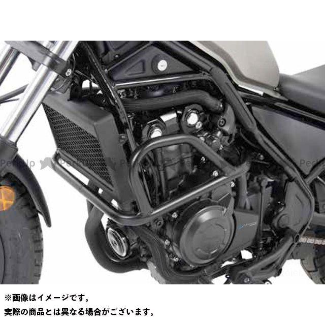 送料無料 HEPCO&BECKER レブル エンジンガード エンジンガード(ブラック)