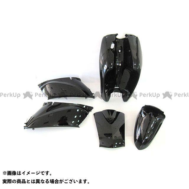 supervalue トゥデイ 外装セット Today AF61 外装セット カラー:ブラック スーパーバリュー
