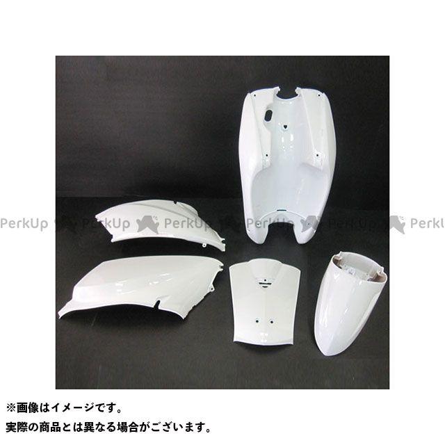 supervalue トゥデイ 外装セット Today AF61 外装セット カラー:ホワイト スーパーバリュー