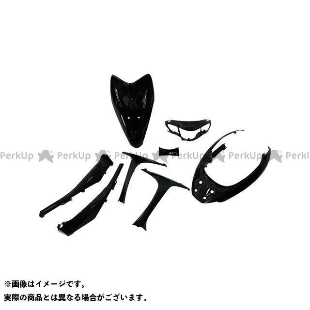 supervalue アドレスV50 外装セット アドレスV50 外装8点セット カラー:ブラック スーパーバリュー