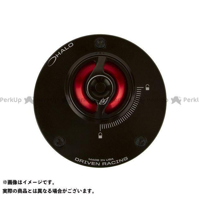 DRIVEN RC125 RC250 RC390 タンク関連パーツ KTM RC390用 HALO フュエルキャップ RC125 RC250 レッド