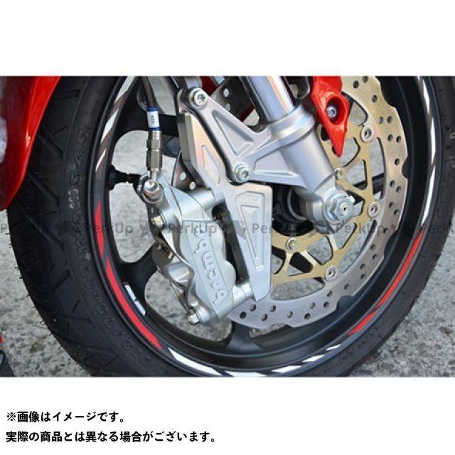 AGRAS CBR250RR キャリパー キャリパーサポート ブレンボラジアル108mm アグラス
