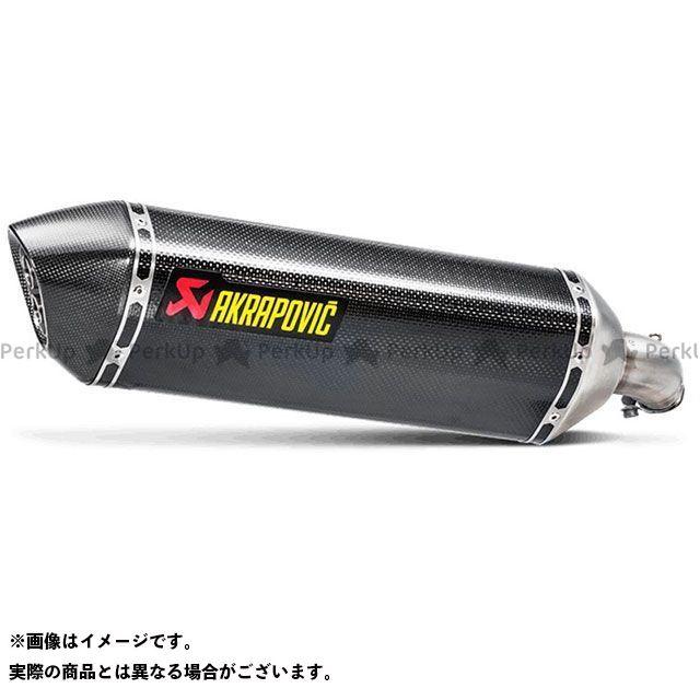 AKRAPOVIC SV650 マフラー本体 スリップオンマフラー ヘキサゴナル(カーボン) JMCA対応 アクラポビッチ