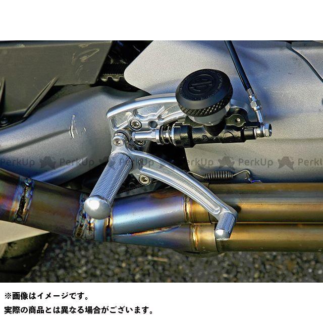ミスミエンジニアリング スポーツスター XR1200 バックステップ関連パーツ 09 XR1200用 バックステップ ミスミ