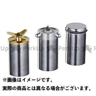 チョッパーガスキャップ カスタムテック 仕様:真鍮タイプ(左) KUSTOM ハーレー汎用 TECH タンク関連パーツ