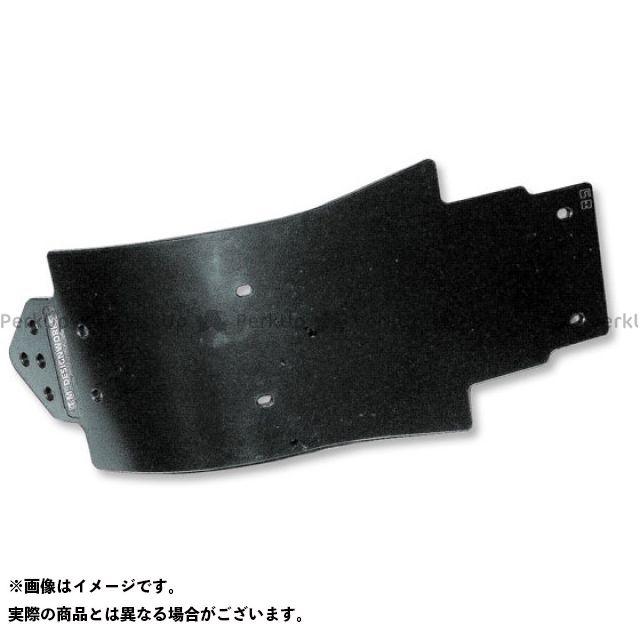 【エントリーで更にP5倍】T.M.DESIGNWORKS YZ250F スライダー類 YZ250F 10-13 MXスキッドプレート カラー:ブラック TMデザイン