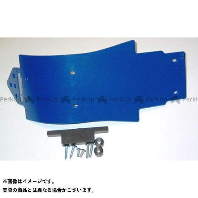【エントリーで更にP5倍】T.M.DESIGNWORKS YZ250F スライダー類 YZ250F 06-09 MXスキッドプレート カラー:ブルー TMデザイン