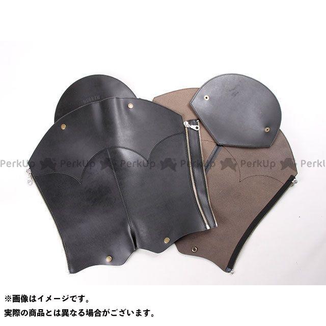 【エントリーでポイント10倍】送料無料 DEGNER デグナー パンツ DBC-10 ブーツチャップス(ブラック)