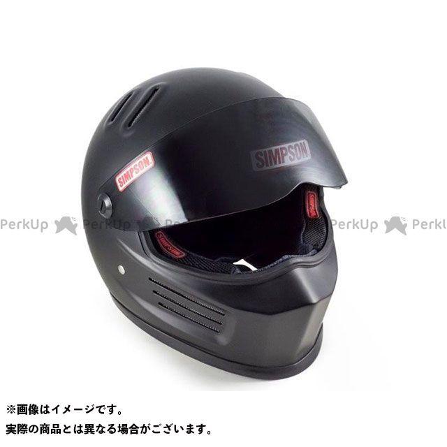 シンプソン SIMPSON フルフェイスヘルメット BANDIT(バンディット) マットブラック 60cm