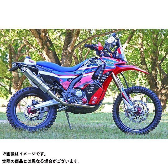 【特価品】OUTEX CRF250ラリー マフラー本体 CRF250 RALLY マフラー タイプ:OUTEX.R-SSTG-D-400-C-O2 アウテックス