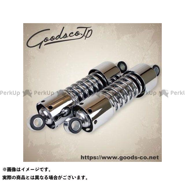 GOODS シャドウ400 リアサスペンション関連パーツ G-SUSPENSION280/(16-16)/SHADOW400 クローム グッズ
