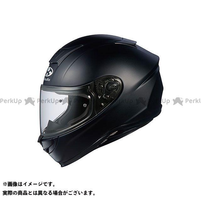 送料無料 OGK KABUTO オージーケーカブト フルフェイスヘルメット AEROBLADE-5(エアロブレード・ファイブ) フラットブラック S/55-56cm