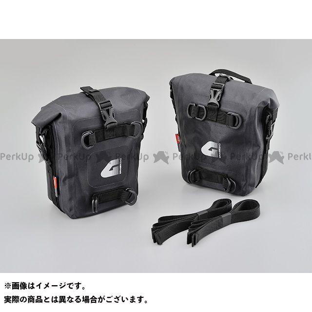 GIVI ツーリング用バッグ T513 防水エンジンガードバッグ 5L(左右セット) ジビ