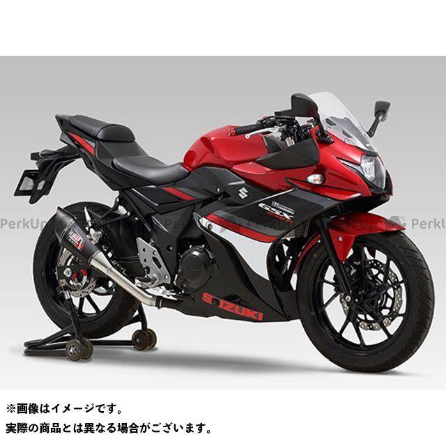 YOSHIMURA GSX250R マフラー本体 Slip-On R-11 サイクロン 1エンド EXPORT SPEC 政府認証 SM