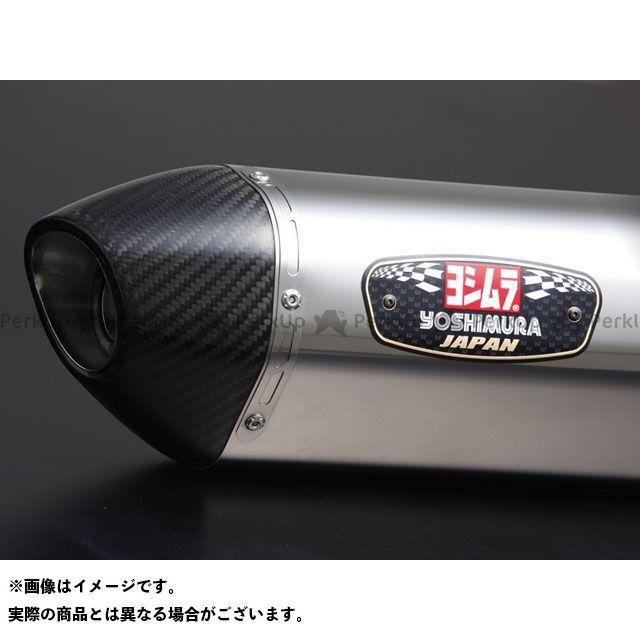 【エントリーで更にP5倍】YOSHIMURA GSX250R マフラー本体 Slip-On R-77S サイクロン カーボンエンド EXPORT SPEC 政府認証 SSC ヨシムラ