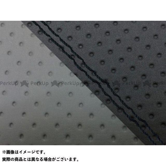 Grondement FZ1フェザー(FZ-1S) シート関連パーツ FZ1 フェザー(10年~)シングル(フロント側) グロンドマン国産シートカバー 張替(エンボス黒・エンボスグレー) 仕様:黒ダブルステッチ グロンドマン