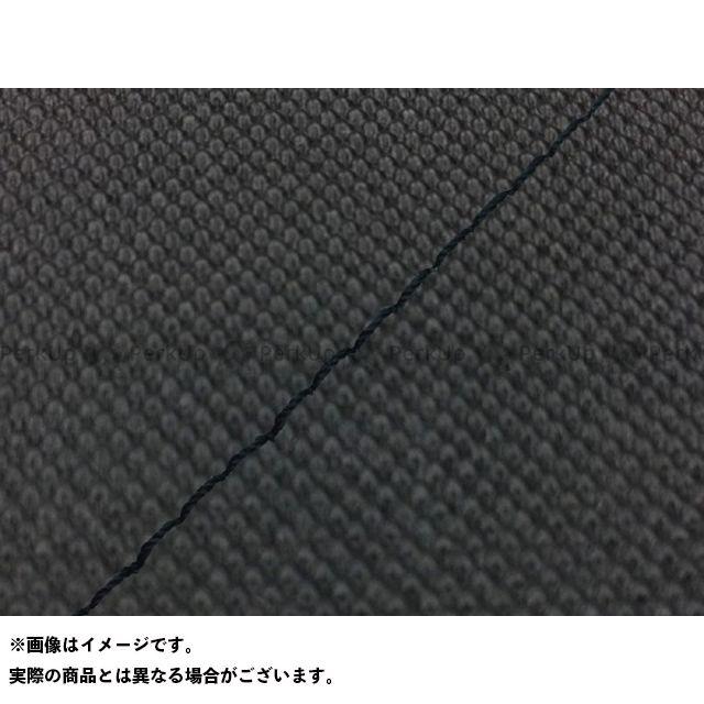 Grondement リード シート関連パーツ リード50 初期型 グロンドマン国産シートカバー 張替(スベラーヌブラック) 仕様:黒ステッチ グロンドマン