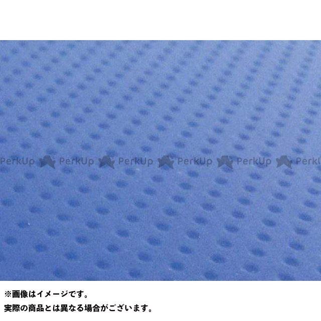 Grondement Vツインマグナ シート関連パーツ マグナ250(MC29) グロンドマン国産シートカバー 張替(エンボスブルー) グロンドマン