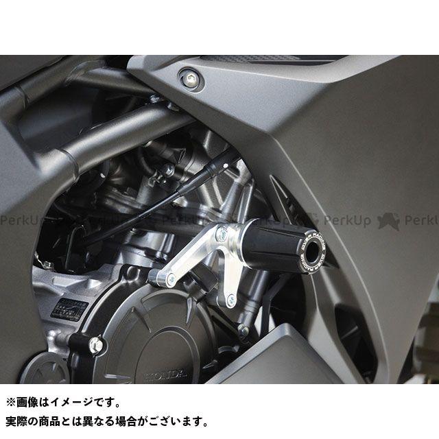 送料無料 OVER RACING CBR250RR スライダー類 レーシングスライダー ブラック
