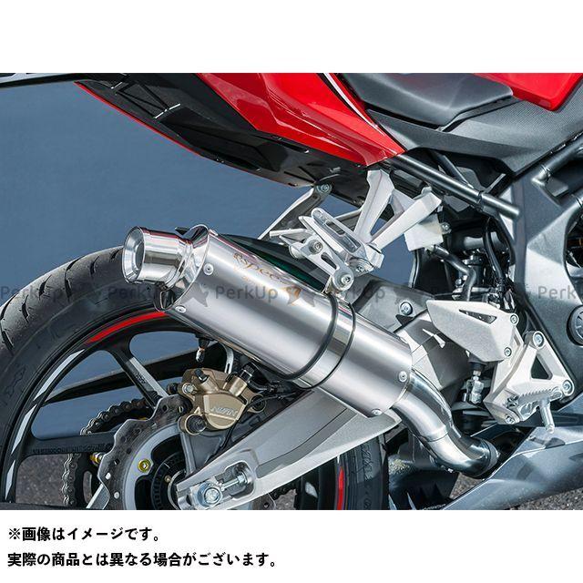 YAMAMOTO RACING CBR250RR マフラー本体 17~CBR250RR SPEC-A SLIP-ON チタン ヤマモトレーシング