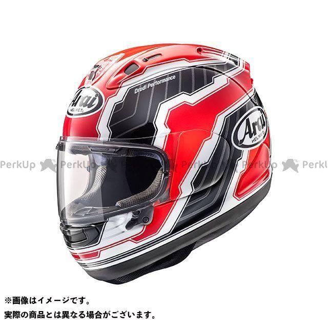 アライ ヘルメット Arai フルフェイスヘルメット RX-7X MAMOLA(マモラ) レッド 61-62cm