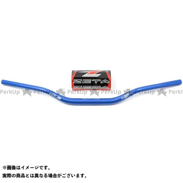 【エントリーで更にP5倍】ZETA カワサキ汎用 ホンダ汎用 ハンドル関連パーツ SX3ハンドルバー MX-111(ブルー) ジータ