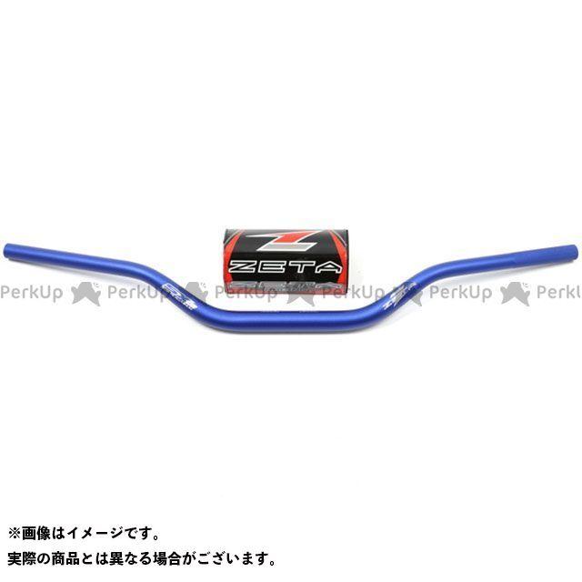 【エントリーで更にP5倍】ZETA ハンドル関連パーツ SX3ハンドルバー MX-123(ブルー) ジータ