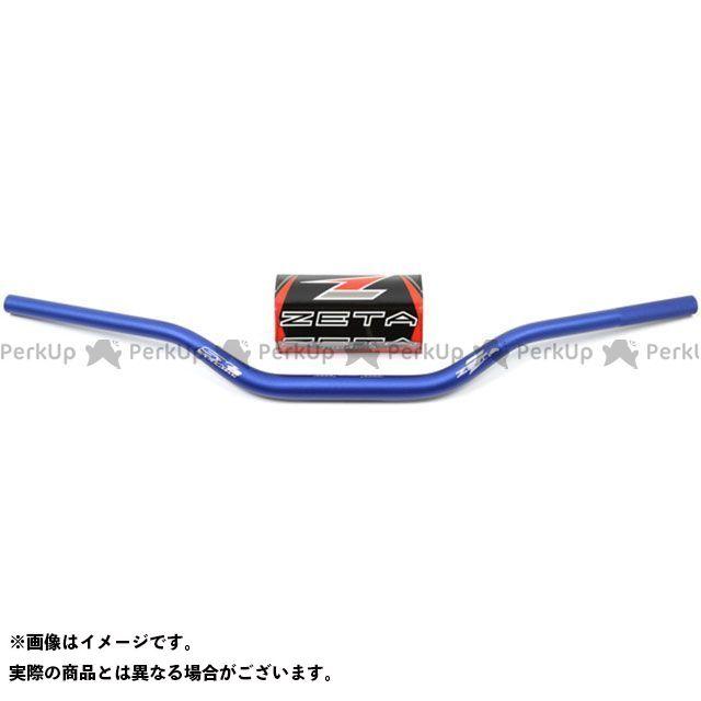 【エントリーで更にP5倍】ZETA ハンドル関連パーツ SX3ハンドルバー MX-214(ブルー) ジータ