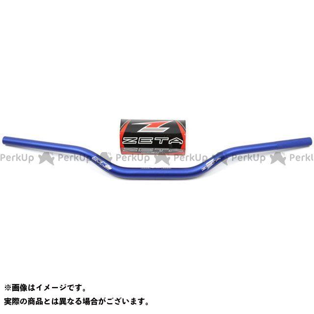 【エントリーで更にP5倍】ZETA ハンドル関連パーツ SX3ハンドルバー MX-313(ブルー) ジータ