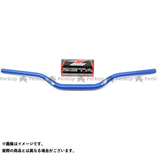【エントリーで更にP5倍】ZETA ハンドル関連パーツ SX3ハンドルバー MX-414(ブルー) ジータ