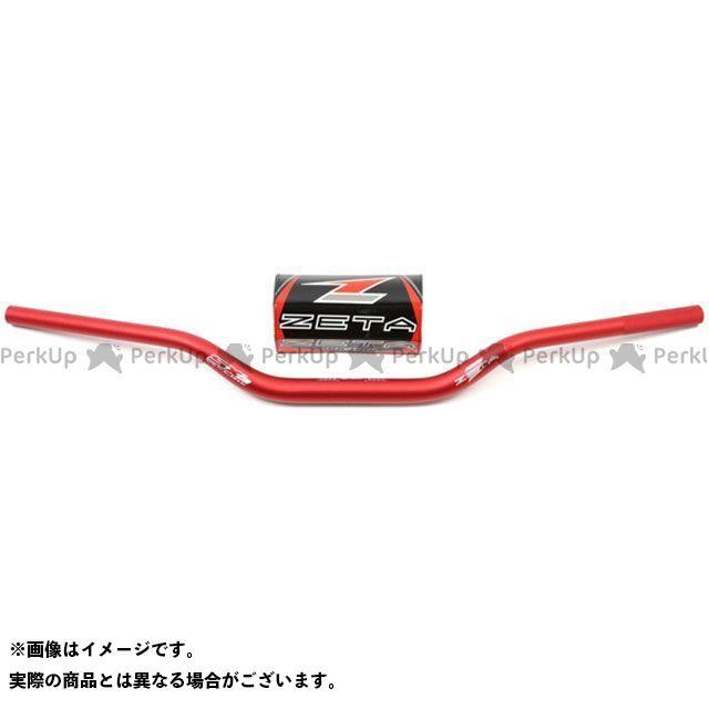 【エントリーで更にP5倍】ZETA ハンドル関連パーツ SX3ハンドルバー MX-313(レッド) ジータ