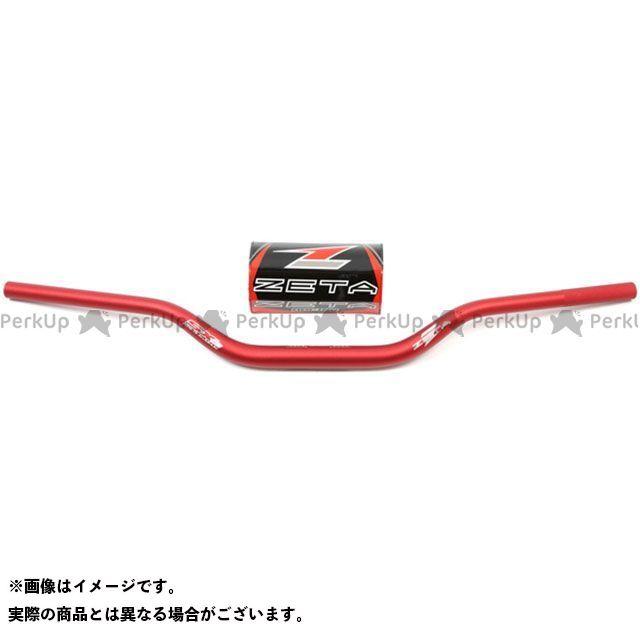 【エントリーで更にP5倍】ZETA ハンドル関連パーツ SX3ハンドルバー MX-414(レッド) ジータ