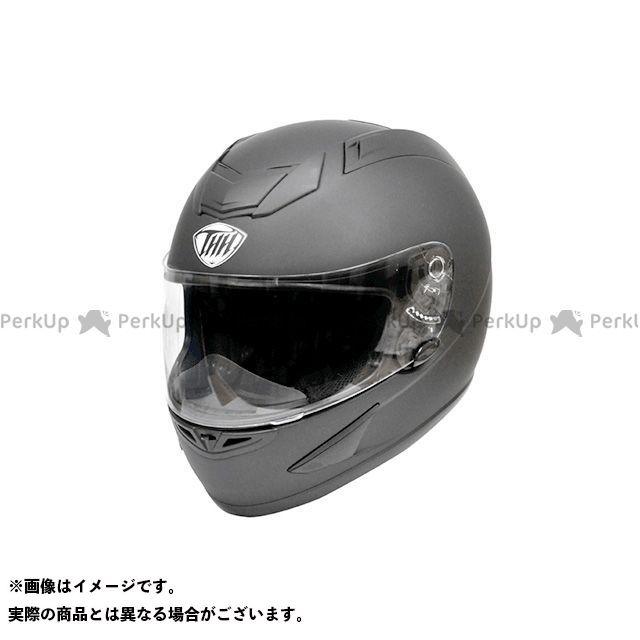 THH ティーエイチエイチ フルフェイスヘルメット TS-41 フルフェイスヘルメット(マットブラック) L