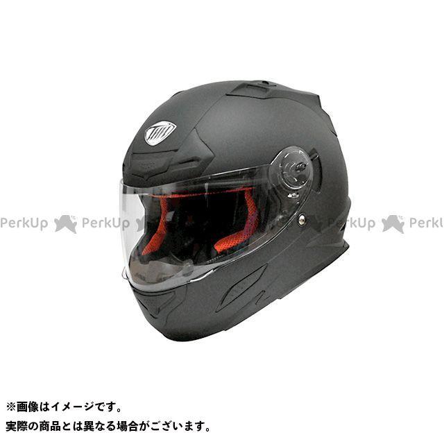 THH ティーエイチエイチ フルフェイスヘルメット TS-43 フルフェイスヘルメット(マットブラック) XL
