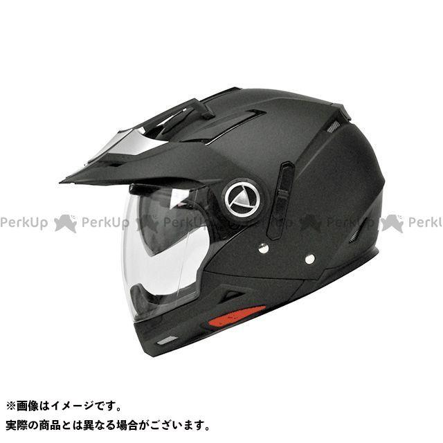 ティーエイチエイチ オフロードヘルメット TS-45 クロスオーバー ヘルメット(マットブラック) サイズ:M THH
