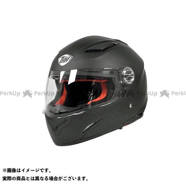 THH ティーエイチエイチ フルフェイスヘルメット TS-81 フルフェイスヘルメット(マットブラック) XL
