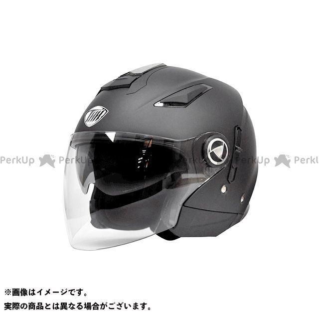 THH ティーエイチエイチ ジェットヘルメット T-396 ジェットヘルメット(マットブラック) M