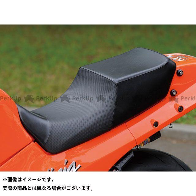 DAYTONA GPZ750R ニンジャ900 シート関連パーツ RCM concept COZY シート(ディンプルメッシュ/ブラック) デイトナ