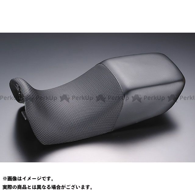 ピーエムシー GPZ750R ニンジャ900 シート関連パーツ スタイリッシュシート メッシュタイプ PMC