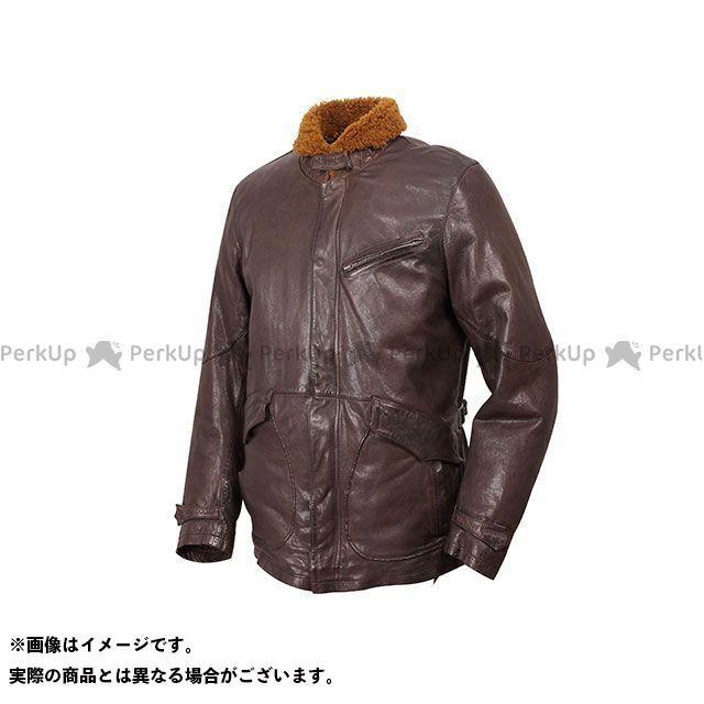デグナー ジャケット 17WJ-5 メンズレザージャケット(ブラウン) サイズ:M DEGNER