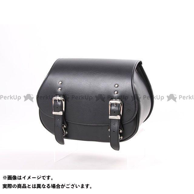 デグナー ツーリング用バッグ DSB-4 シンセティックレザーサドルバッグ(ブラック) DEGNER