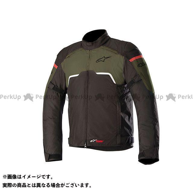 アルパインスターズ ジャケット ハイパー ドライスター ジャケット(ブラック/ミリタリーグリーン) M Alpinestars