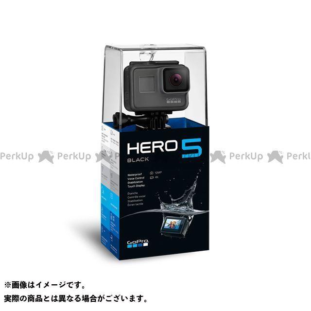 GoPro ゴープロ 電子機器類 HERO5 ブラック CHDHX-502