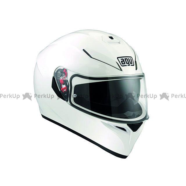 エージーブイ フルフェイスヘルメット K-3 SV SOLID WHITE XL/61-62cm AGV