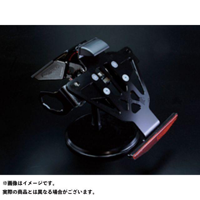 【エントリーで最大P21倍】Gild design ニンジャ250SL フェンダー フェンダーレスキット(ブラック) ギルドデザイン