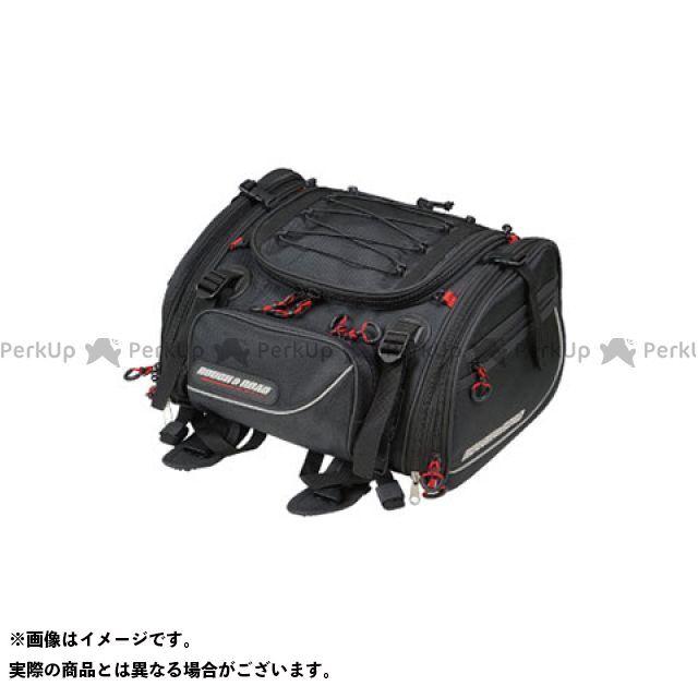 【エントリーで更にP5倍】ラフアンドロード ツーリング用バッグ RR9029 ラフリアバッグ(ブラック) ラフ&ロード