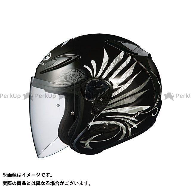 OGK KABUTO レディース・キッズヘルメット AVAND-II LB(アヴァンド・2 エルビー) ブラックメタリック-1 サイズ:S/55-56cm OGK KABUTO
