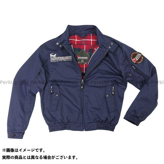 MOTOFANGO ジャケット JK-591 プロテクトスイングトップジャケット(ネイビー) サイズ:M モトファンゴ