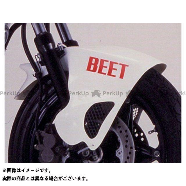 ビートジャパン CBR400F フェンダー エアロシャークフェンダー(白ゲル) BEET